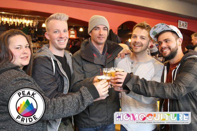 Big White Ski Resort delivered a delicious gay ski weekend at Peak Pride Big White 2019